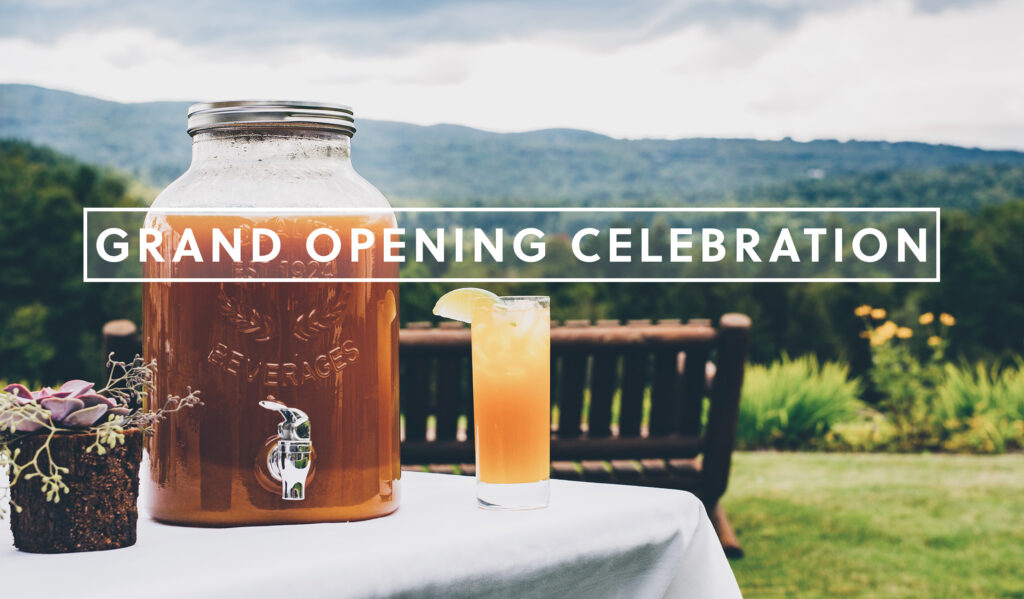 Come to Our Grand Opening Celebration!