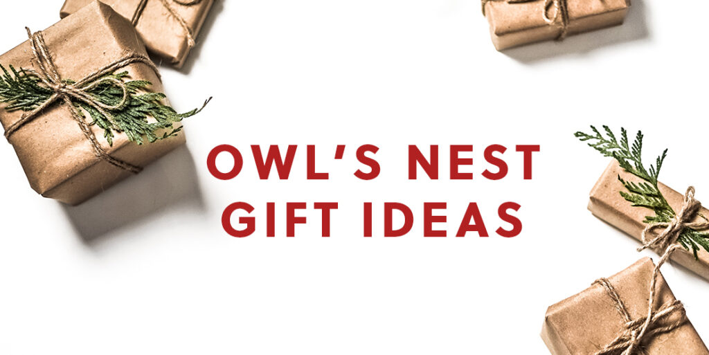 Your Owl's Nest Holiday Wish List