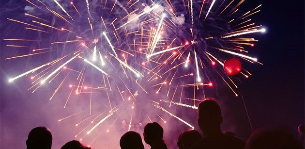 5 Best Places to See New Hampshire's Fireworks