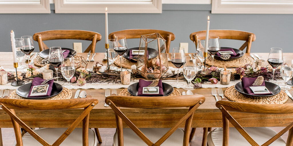 Sit-Down vs. Buffet: How to Choose Your Wedding Dinner