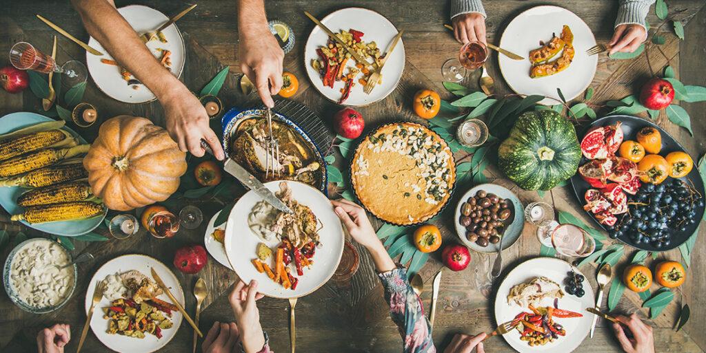 Plan Your Destination Thanksgiving Dinner at Owl's Nest Resort