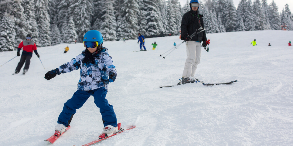 5 Tips & Tricks to Introduce Your Kids to Skiing