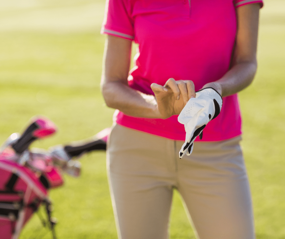 Signs It's Time To Replace Your Golf Gloves